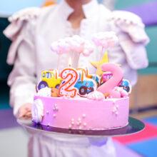 Фотосессия для детей на день рождения